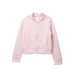 NWT Z by Zella Girl Pink Evolve Bomber Jacket XL
